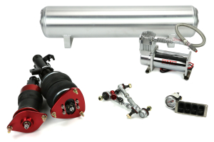 Air Lift Performance 4-Way Manual Air Suspension Kit (Part Number: )