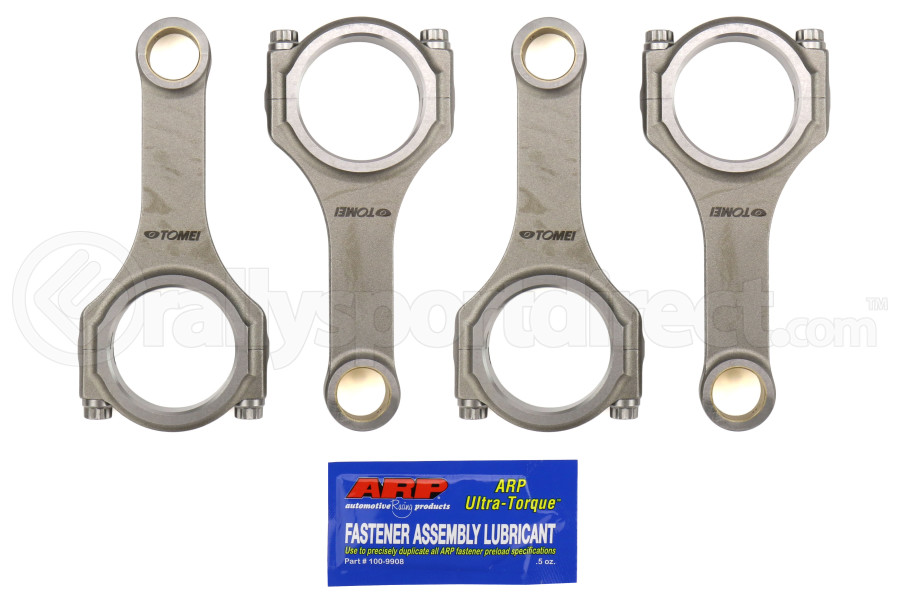 Tomei Forged Connecting Rods - Subaru Models (inc 2004+ STI / 2002-2014 WRX)