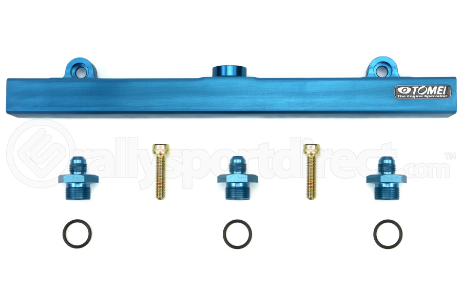 Tomei Fuel Delivery Rail Blue (Part Number:183010)