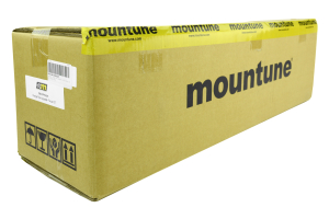 mountune Charge Pipe Upgrade Kit Black ( Part Number:MTN 2363-CPK-BLK)