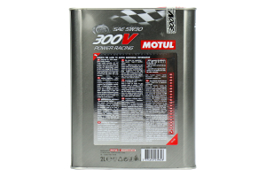 Motul 300V Power Racing 5W30 Engine Oil 2.1qt ( Part Number:MOU 104241)