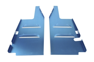 Beatrush Aluminum Underpanel Side Covers - Subaru WRX / STI 2008-2014