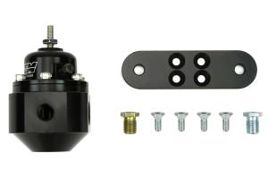 AEM Adjustable Fuel Pressure Regulator Black ( Part Number: 25-302BK)