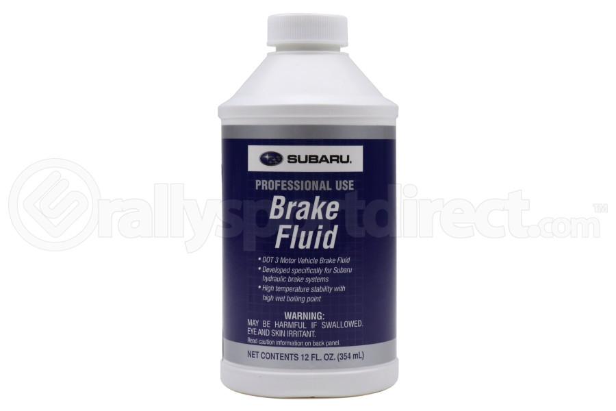 Subaru Brake Fluid Dot 3 12oz - Universal