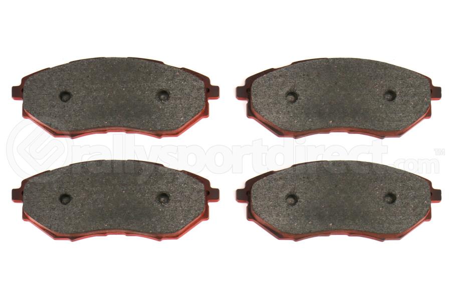 Carbotech XP10 Front Brake Pads - Subaru Models (inc. 2015+ WRX / 2005-2009 Legacy GT)