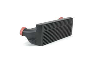 CSF N54/N55 Front Mount Intercooler Black - BMW Models (inc. 135i 2010 - 2013)