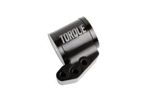 Torque Solution Billet Aluminum Passenger Side Engine Mount - Mitsubishi Evo 8/9 2003-2006