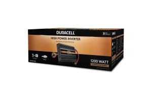 Duracell 1200 Watt High Power Inverter - Universal