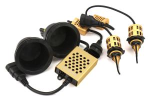 Morimoto 9006 2-Stroke LED Light Kit - Universal