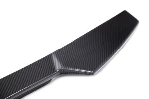 OLM ATAK Carbon Fiber Roof Spoiler - Subaru WRX / STI 2015+