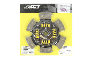 ACT 6-Puck Disc Replacement SB4 ( Part Number:ACT 6240618)