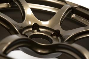 Advan RGIII Wheel 18x9.5 +45 5x114.3 Umber Bronze - Universal