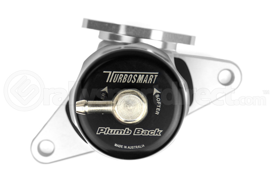 Turbosmart Recirculating Blow Off Valve Plumb Back Black (Part Number:TS-0205-1216)