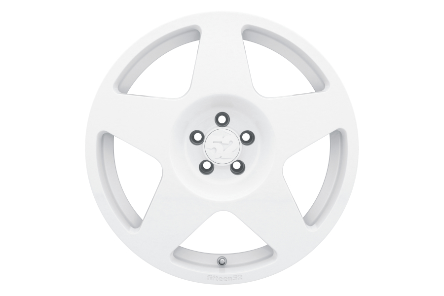 fifteen52 Tarmac 17x7.5 +40 5x112 Rally White - Universal