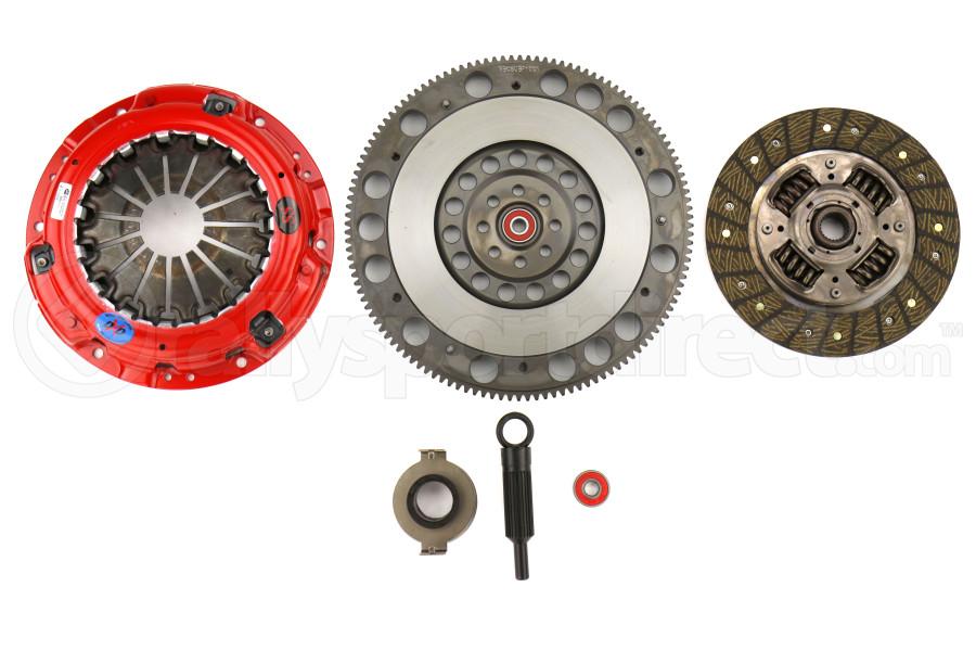 South Bend Clutch Stage 3 Daily Clutch Kit w/ Flywheel - Subaru Models (inc. 2006+ WRX / 2005-2009 Legacy GT)