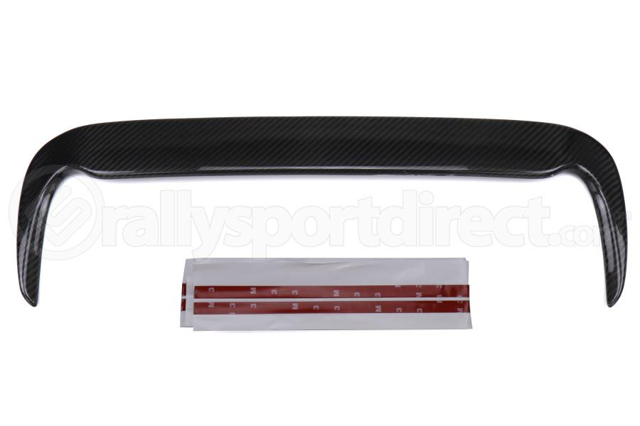 OLM S-line Carbon Fiber Hood Scoop Accent Cover - Subaru WRX / STI 2015 - 2020