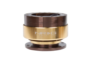 NRG Quick Release 2.0 Bronze / Gold - Universal
