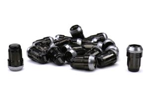 STI Lug Nuts Black - Universal