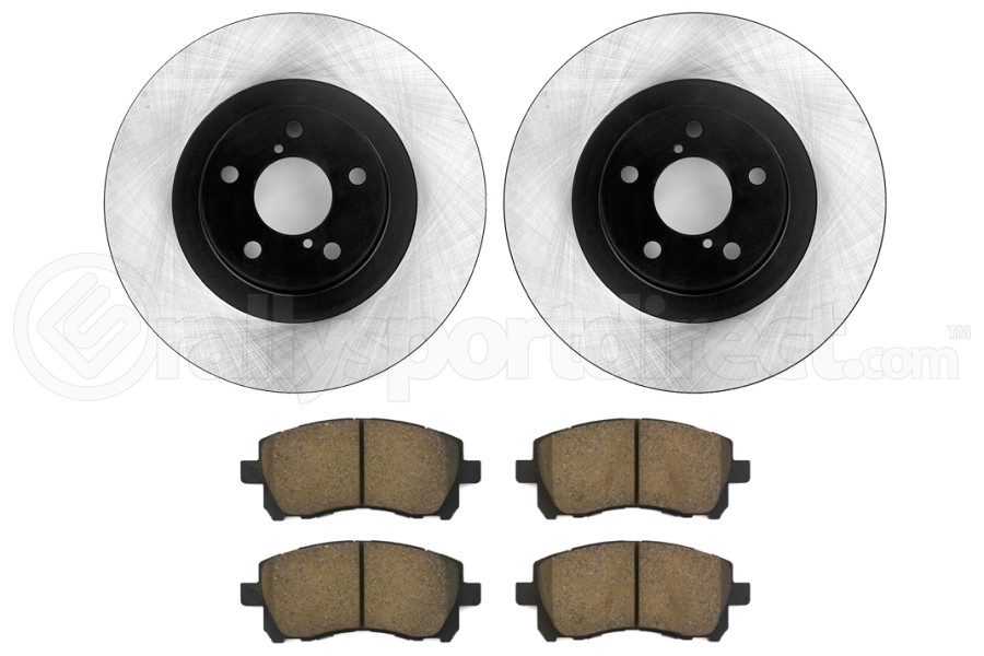 Stoptech Preferred Axle Pack Front (Part Number:909.47008)