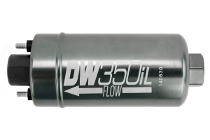 DeatschWerks DW350iL In-Line Fuel Pump (Part Number: )