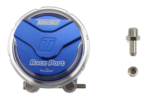 Turbosmart BOV Race Port Gen-V Blue - Universal