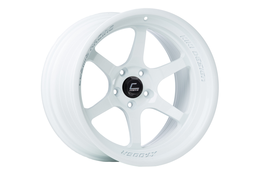 Cosmis Racing Wheels XT-006R 18x11 +8 5x114.3 White - Universal