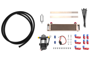 Cusco Transmission and Rear Differential Cooler Kit (Part Number: )