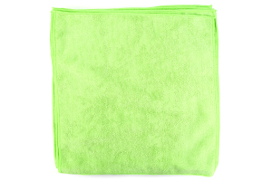 Ammex Microfiber Green Towels (Part Number: )