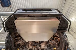 LP Aventure Main Skid Plate  - Subaru Crosstrek 2013-2017