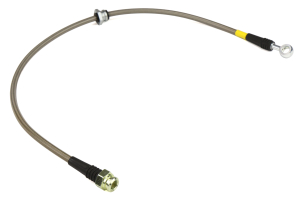 Stoptech Stainless Steel Brake Lines Front - Volkswagen Models (inc. 2015+ GTI PP / 2016+ Golf R)