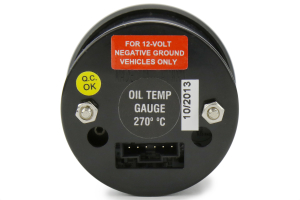 ProSport EVO Oil Temperature Gauge (Part Number: )