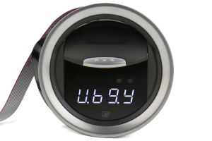 P3 Gauges Vent Integrated Boost Gauge w/ Vent Housing (Part Number: )