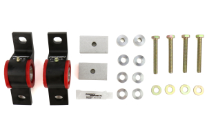 PERRIN P.S.R.S Offset Bushings w/Zerk Fittings - Subaru WRX 2006-2007 / STI 2004-2007