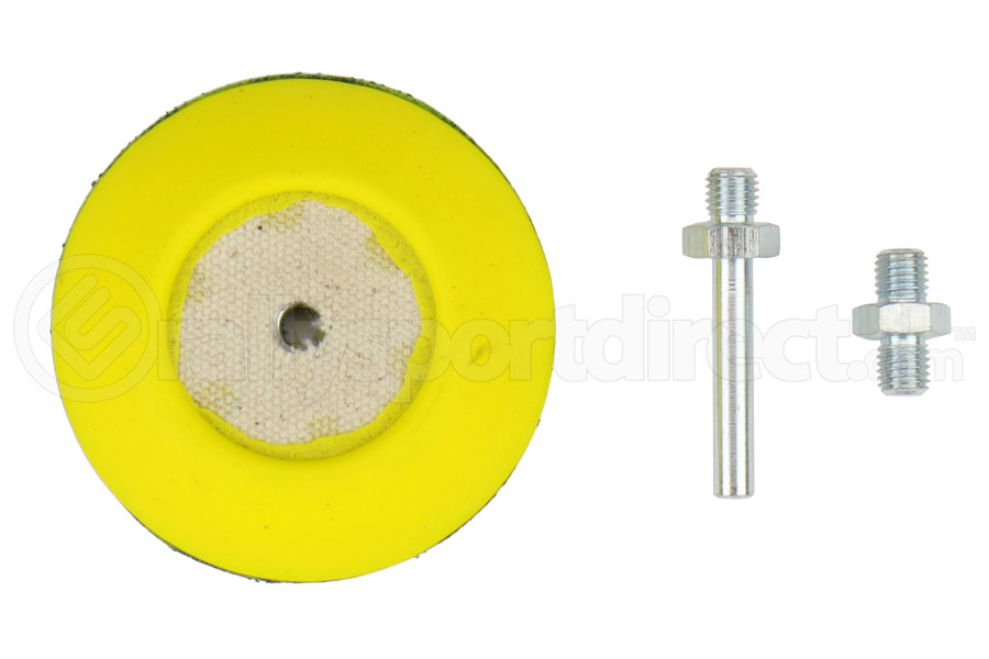 Chemical Guys 3 Inch Flex Pro Professional Backing Plate - Universal