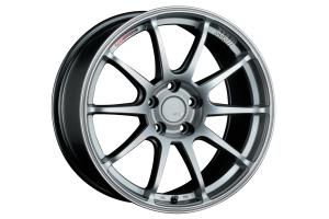 SSR GTV02 5x114.3 Glare Silver - Universal