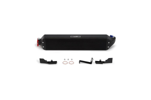 Mishimoto Front Mount Intercooler Core Black - Honda Civic 1.5T 2016+