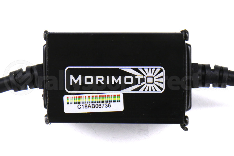 Morimoto Standalone Canbus for 9005 / 9005 / 9012 / H10 - Universal
