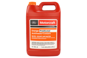 Ford Motorcraft Pre-Diluted Coolant 1 Gallon - Universal