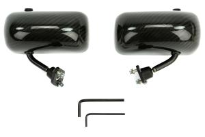 APR Formula 3 Carbon Fiber Mirrors ( Part Number: CB-100004B)