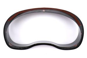 OLM LE Dry Carbon Fiber Speedometer Cluster Trim Cover - Subaru Models (inc. WRX 2015 - 2020)