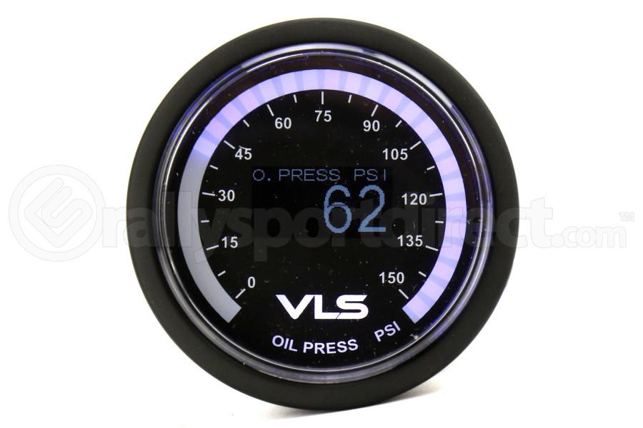 REVEL VLS Oil Pressure Gauge 52 mm (Part Number:1TR1AA004R)