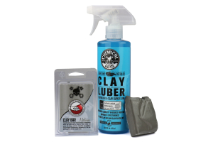 Chemical Guys Clay Bar and Luber Synthetic Lubricant Kit Medium Duty - Universal