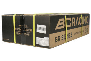 BC Racing BR Series Coilovers Extreme Low (Part Number: )