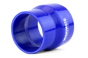 Mishimoto Silicone Reducer 2.5in-3in Blue - Universal
