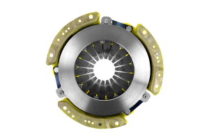 ACT Heavy Duty Solid 4-Puck Disc Clutch Kit Prolite Flywheel Included ( Part Number:ACT SB8-HDR4)