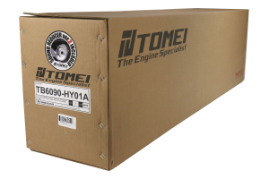 Tomei Expreme Ti Titanium Catback Exhaust System - Hyundai Genesis Coupe 2.0T 2010-2014