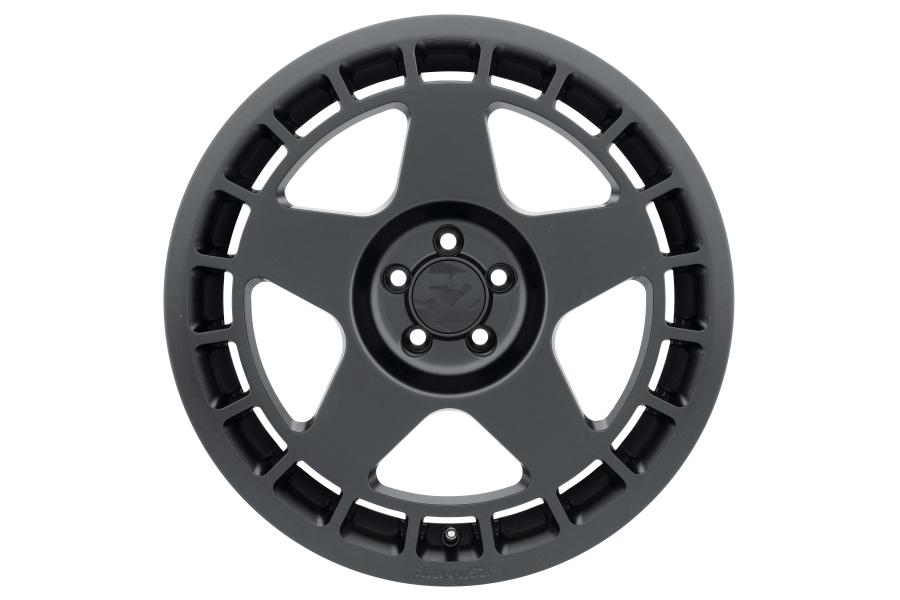 fifteen52 Turbomac 17x7.5 +40 5x112 Asphalt Black - Universal