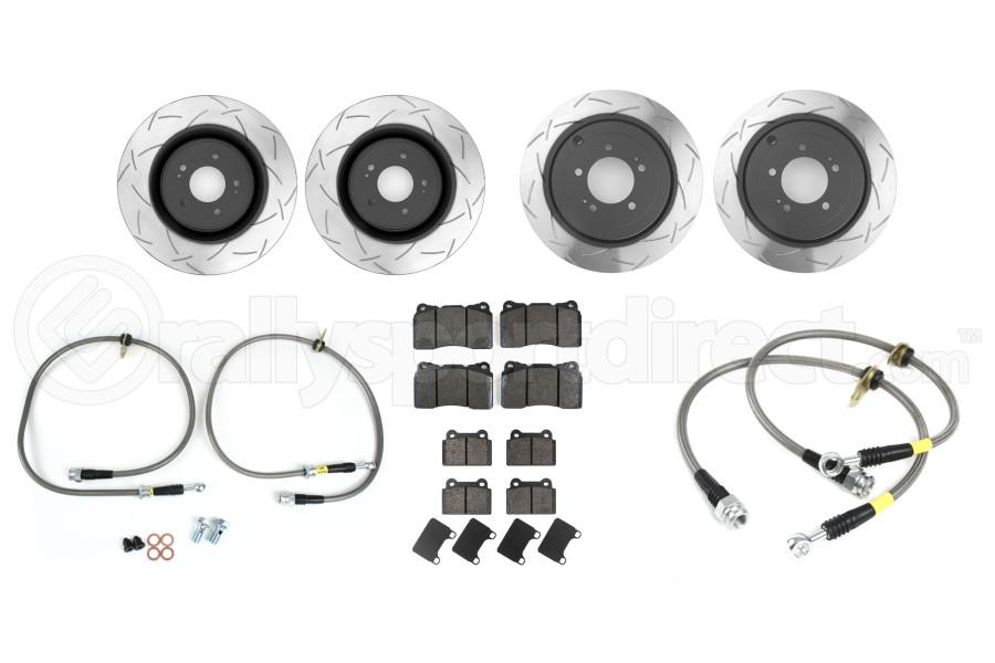 Complete Street Brake Kit (Part Number:EVOXBRAKE)