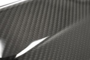 OLM LE Dry Carbon Fiber Rear Fog Brake Cover - Subaru WRX / STI 2015+