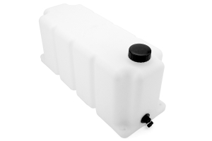 AEM Water/Methanol Injection Tank V2 with Conductive Fluid Level Sensor 5 Gallons ( Part Number:AEM 30-3320)